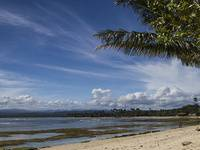 Lovina Krui Surf Resort Bandar Lampung Beach
