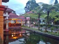Wisma Pangeran Padang Facade