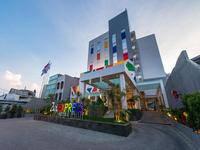 Zuri Express Mangga Dua Hotel Building