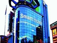 Smart Hotel Jakarta Facade