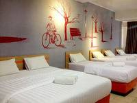 Maple House Lembang 9 Bed Regular Plan
