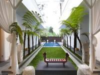 The Peak Home Boutique Hotel Bandung Pool