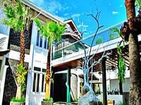 D'Ox Ville Hotel Padang Balcony