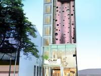 Clay Hotel Jakarta Appearance logo