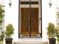 V Residence Jakarta Door
