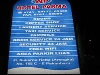 Hotel Parma Pekanbaru Pekanbaru