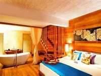 Kupu-Kupu Jimbaran Bali Muaya Duplex Suite Regular Plan