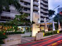 Aston Kuningan Suites Hotel Jakarta Front view