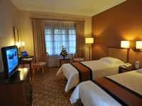 Yogyakarta Plaza Hotel Yogyakarta - Deluxe Twin Termasuk Sarapan Regular Plan