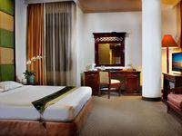 Sanno Hotel Jakarta Deluxe Room Last Minute Special Super Hot Deal