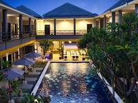 Palloma Hotel Kuta Bali Legian