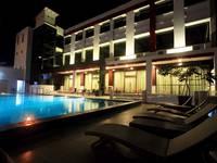 Hotel Sagita Balikpapan Swiiming Pool