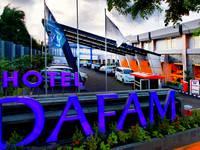 Hotel Dafam Cilacap Front View