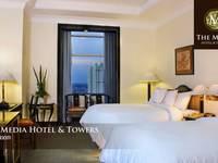 The Media Hotel Jakarta Tower Room With Breakfast Minimum Stay 3 Nights
