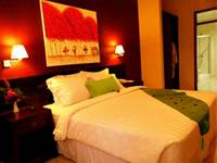 Deview Hotel Batu Deluxe Double Regular Plan