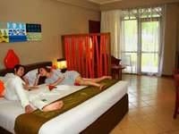 Holiday Resort Lombok Ocean View Flash Deal Diskon 40%, No Refund !