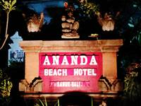 Ananda Beach Hotel Sanur