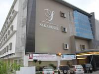 Sofyan Hotel Saka Medan Exterior