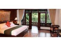 Tjampuhan Hotel Ubud Deluxe Raja Regular Plan