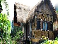 Bamboo Village Bandung Exterior