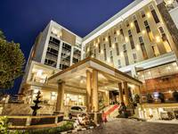 Merapi Merbabu Hotel Jogja Front View
