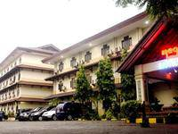 Mega Matra Hotel Jakarta Front View