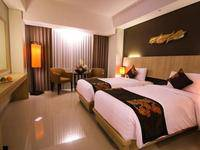 The Kana Kuta Hotel Bali Deluxe Room Last Minute Special Rate includes 59% discount
