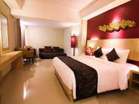 The Kana Kuta Hotel Bali Deluxe Keluarga Last Minute Special Rate includes 59% discount
