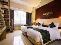 The Kana Kuta Hotel Bali Family Duplex Regular Plan