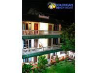 Kolongan Beach Hotel Manado Facade