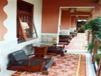 Merbabu Hotel Yogyakarta Terrace