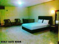 Hotel Herly Syariah  superior twin