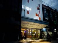 Hotel Kireinn Batam Facade