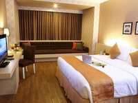 Garden Palace Surabaya Standard Room Regular Plan