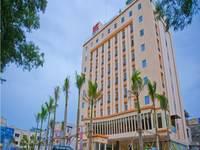 Biz Hotel  Batam Facade