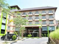 Hotel Nuansa Indah Balikpapan Facade