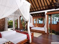 Ganesha Coral Reef Villas Bali - Garden View Room Regular Plan