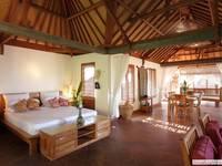 Ganesha Coral Reef Villas Bali Penthouse Room Promo 30% with breakfast