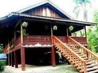 Bumi Kedaton Resort  Pole House