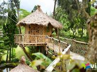 villa istana bunga Bandung Bridge