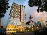 V Hotel Jakarta (28/Feb/2014)