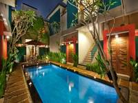 The Green Zhurga Suites Kerobokan