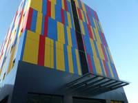 Top Hotel Manado Facade