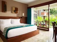 White Rose Kuta Deluxe Room Hot Deal 10% Non Refund dengan sarapan