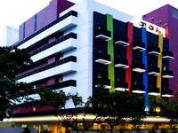 Amaris Mangga Besar Hotel Building