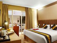 Rivavi Fashion Hotel Bali Gold Room  Last Minute Deal Diskon 50% No Refund