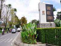 Grand Hotel Lembang Entrance