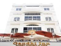 Gandhi Inn Medan Facade