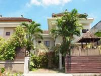 Al-Isha Hotel Bali Front View