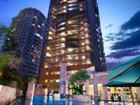 Grand Whiz Kelapa Gading Hotel Building